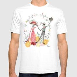 La Catrina y el Catrín T-shirt