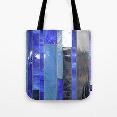 Roses Blue 2 Tote Bag