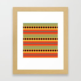 Pizzazz: 8 of 9 Framed Art Print
