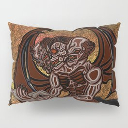 Asmodeus, the Demon of Lust Pillow Sham