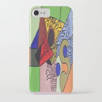 wild things iPhone & iPod Cases featuring Wild things by tmens