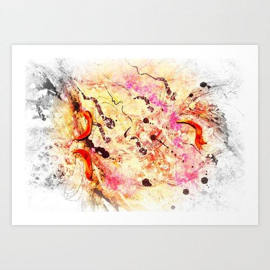 Nr. 229 Art Print