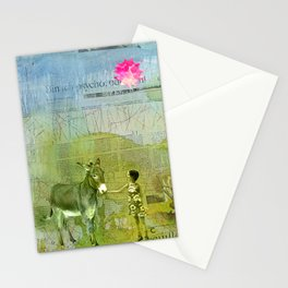 Eine Kleine Geschichte über die Liebe#1 Stationery Cards