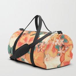 Aloha Orange Sherbet Duffle Bag
