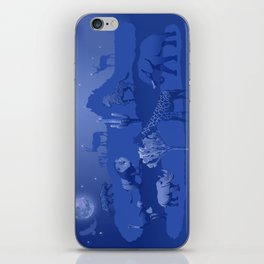 Savannah Moondance iPhone Skin