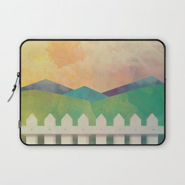 Watercolor Farm Laptop Sleeve