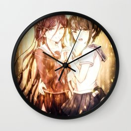 Danganronpa   Toko Fukawa Wall Clock