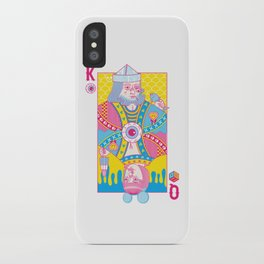 King Of Nothing, Queen Of Nowhere iPhone Case