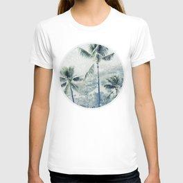 Reef palms T-shirt
