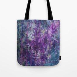 nocturnal bloom Tote Bag