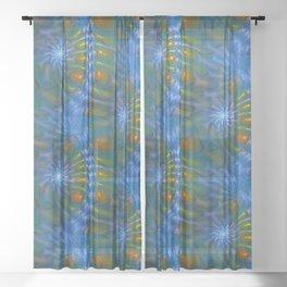 Widow Creek Sheer Curtain