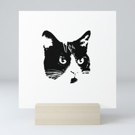 Obey Me Mini Art Print