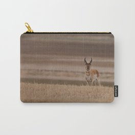 Lone Pronghorn Carry-All Pouch