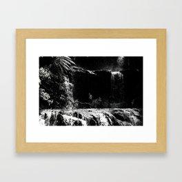 Water Spirits Framed Art Print