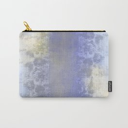 Salted earth abstract- mineral instruction Carry-All Pouch