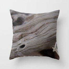Whangamumu Throw Pillow