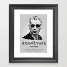 The Godfather - Part Three Framed Art Print