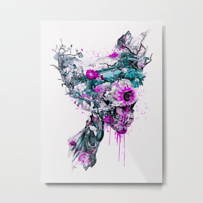 Don't Kill The Nature IV Metal Print