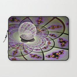 Fractal Within a Fractal Laptop Sleeve