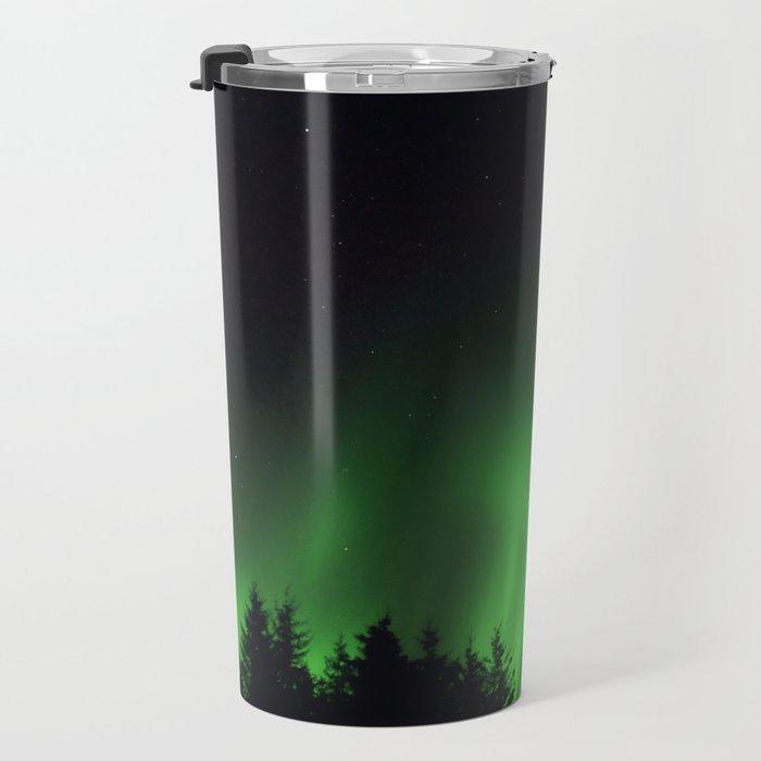 The Northern Lights 04 Travel Mug