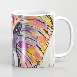 el elefante Coffee Mug