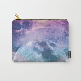 MOON under MAGIC SKY I Carry-All Pouch