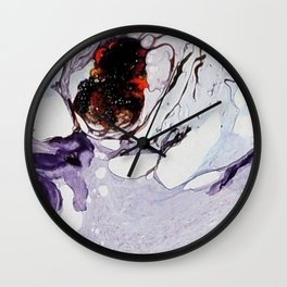 Illusions 3 Wall Clock