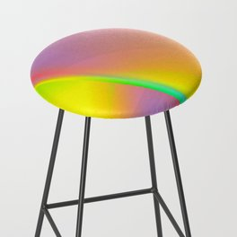 Rainbow series I Bar Stool