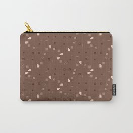 Simple Geometric Pattern 3 co Carry-All Pouch
