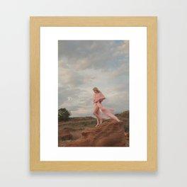 I want to break free Framed Art Print