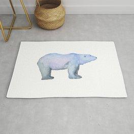 Les Animaux: Polar Bear Rug