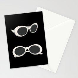 60s Retro Sunglasses | Mod Stationery Cards