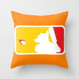 Major League Whack-Bat Throw Pillow