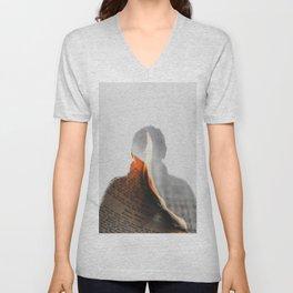 Burn Unisex V-Neck