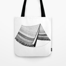 The Tent Tote Bag