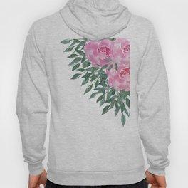 Watercolor floral n.2 Hoody