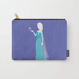 Elsa from Frozen Carry-All Pouch