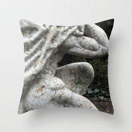 Bucharest I Throw Pillow