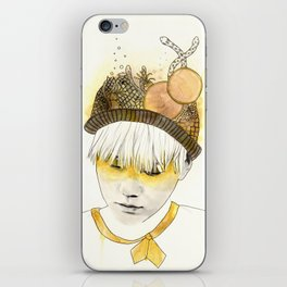 You Never Walk Alone iPhone Skin