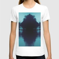 finland T-shirts featuring Finland Mysteries by Onaaa