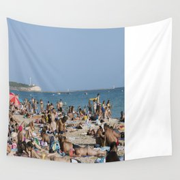 Beach Time Wall Tapestry