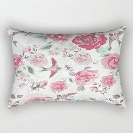 FLORAL#02a Rectangular Pillow