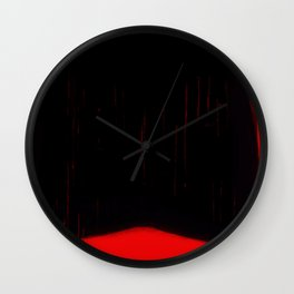 LONG TIME TO TOMORROW - #2 COVERED Wall Clock