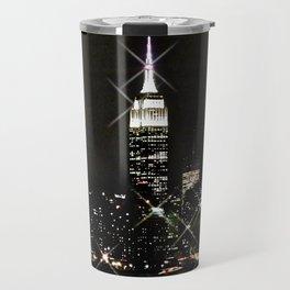 Empire Sparkle Building Travel Mug