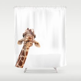 here's looking at you, kid Shower Curtain