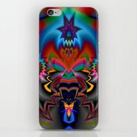 spawn iPhone & iPod Skins featuring Spawn by Jim Pavelle