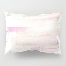 [161216] 17. Glaze  |Watercolor Brush Stroke Pillow Sham
