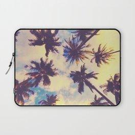 beach palm Laptop Sleeve
