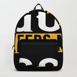 Golf Lovers Gift Idea Design Motif Backpack