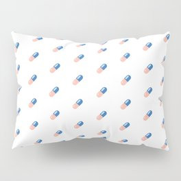 Good for Health, Bad for Education Pillow Sham
